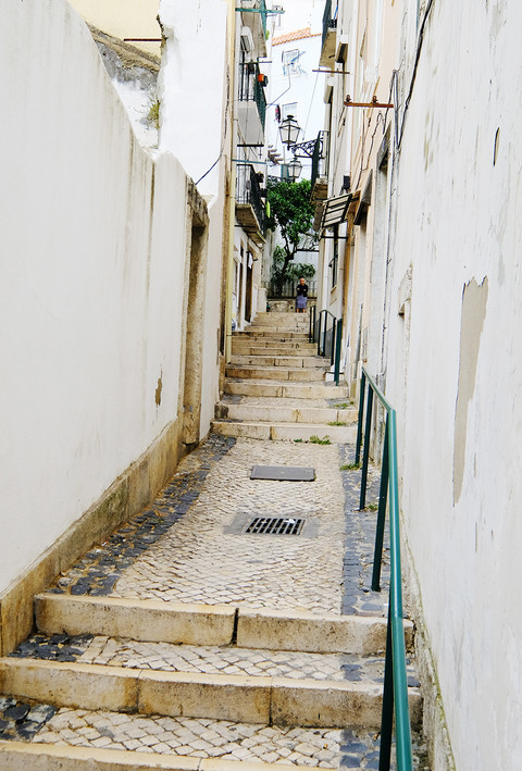 Lisbon Woman