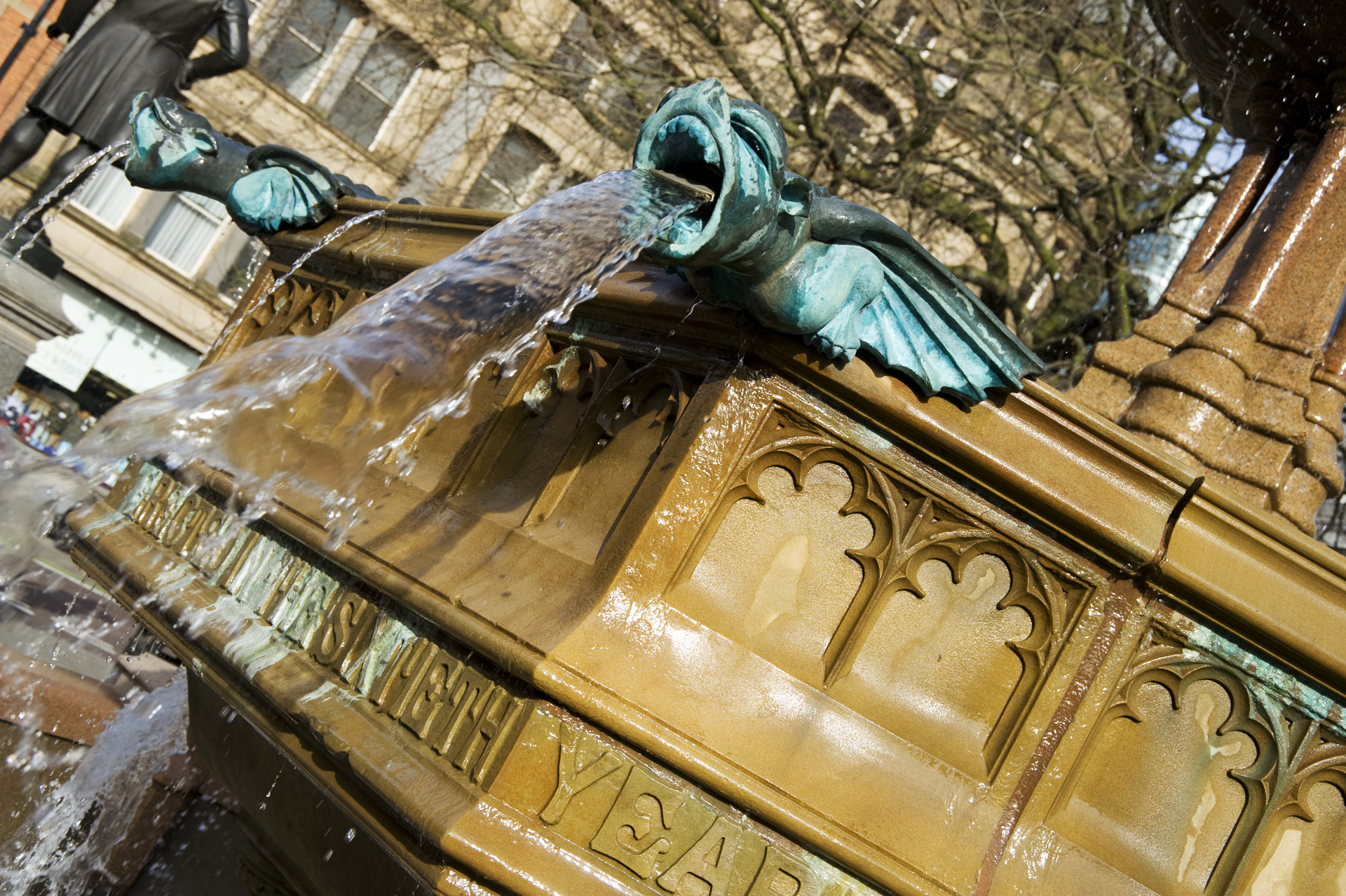 Prince Albert Fountain