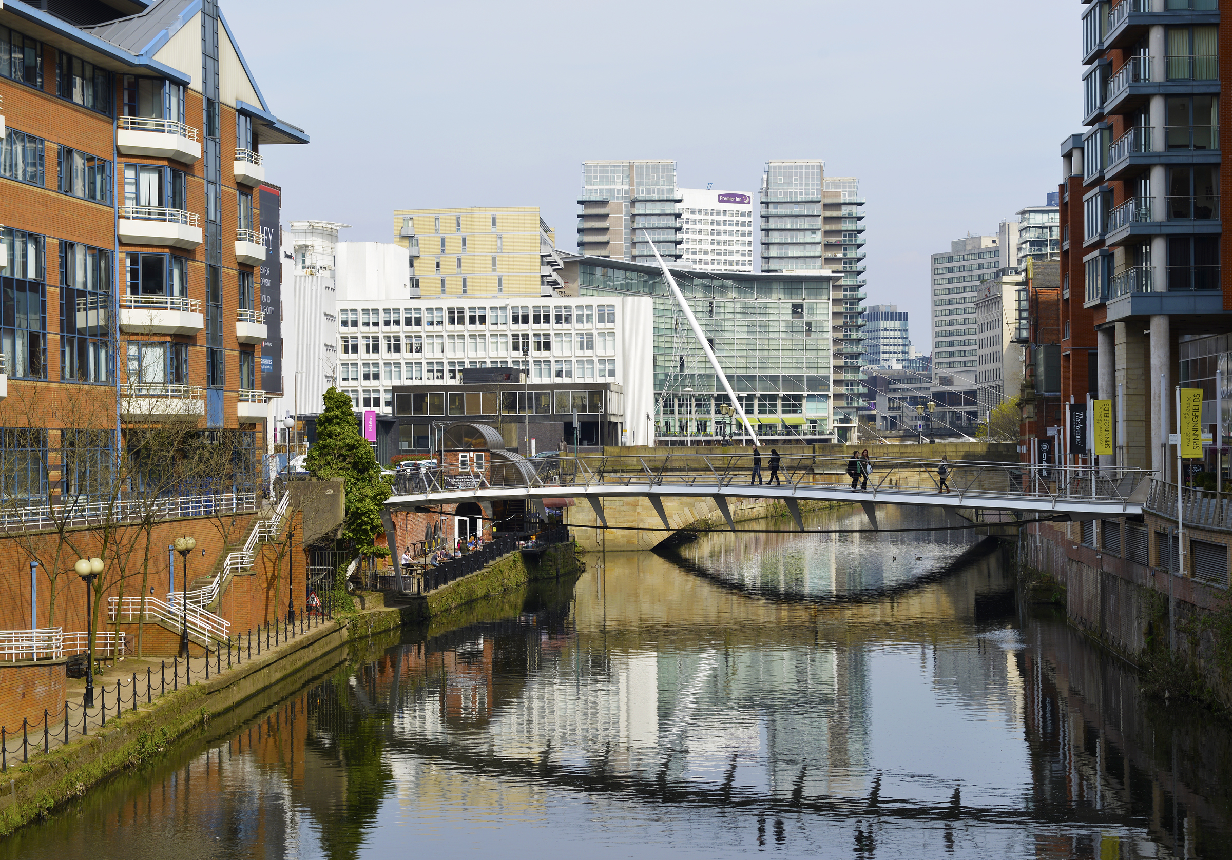 River Irwell Developments