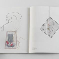 ספר אמנית - דגנית שטרן שוקן