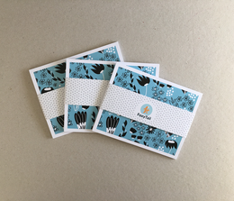 Greeting cards packs