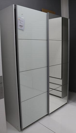 Rauch Subito Kleiderschrank mit Spiegel, Spiegeltür, Schiebetür