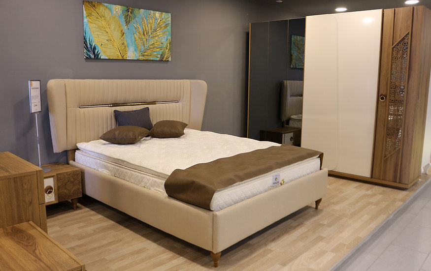 Zarafet Schlafzimmerset