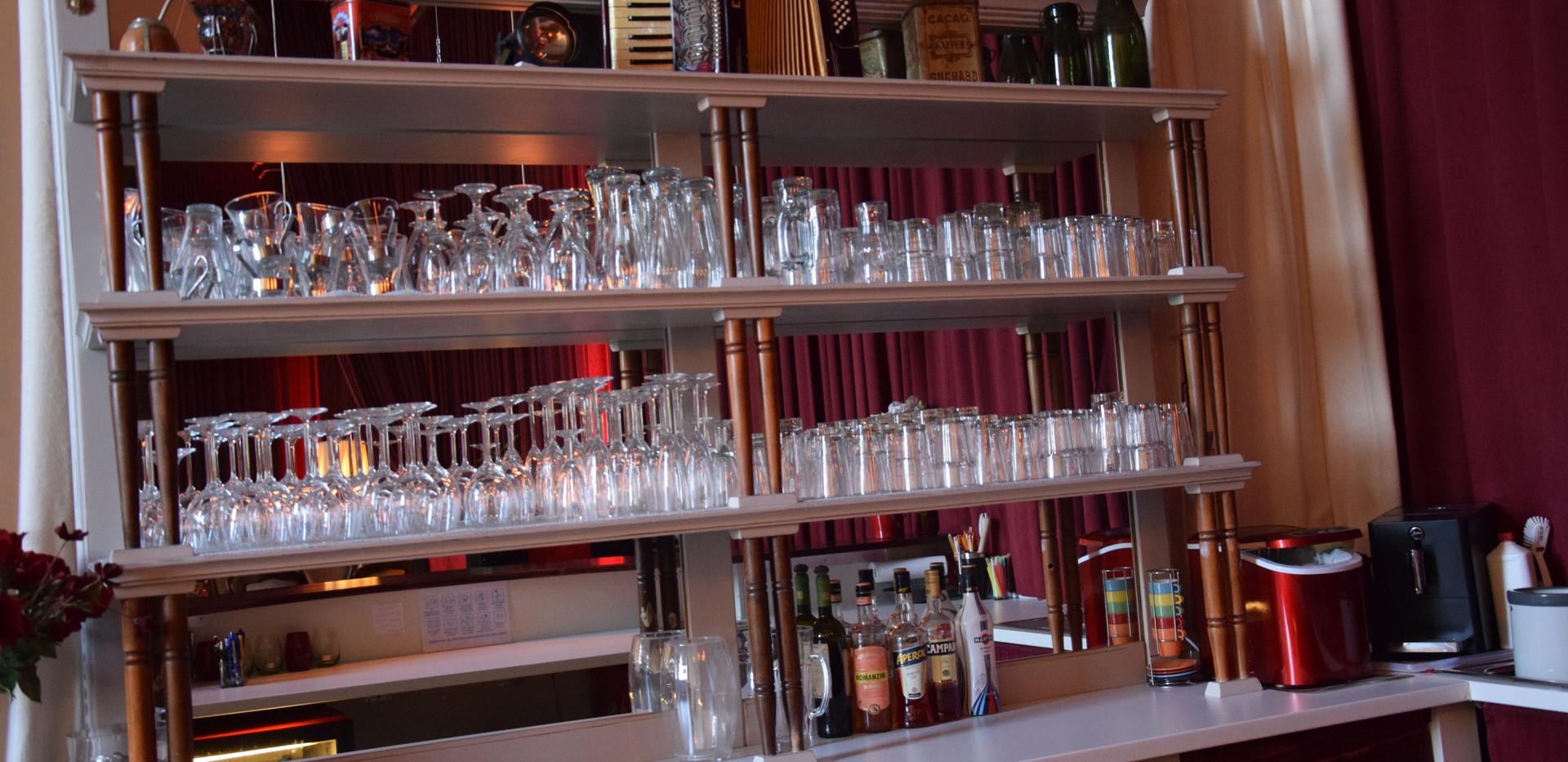 Gläsergalerie