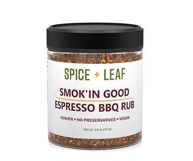 Smok'in Good Espresso BBQ Rub