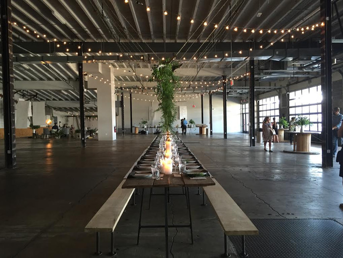 HEART | Greenheart Attends Kinfolk's Creative Collaboration Dinner on Dock 5