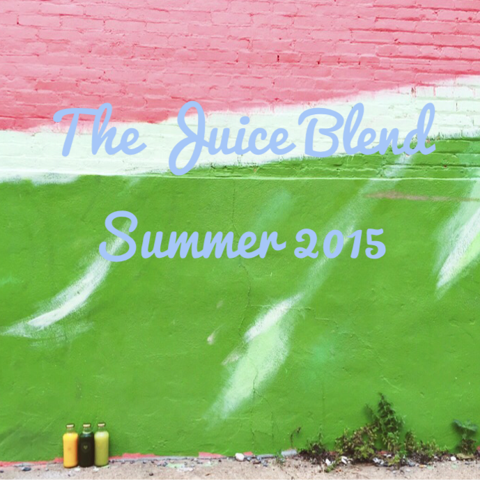 The Juice Blend Cover