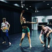 'Unleashed' development at Australian Dance Theatre.