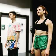 'Unleashed, development at Australian Dance Theatre.