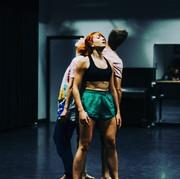 'Unleashed', development at Australian Dance Theatre.