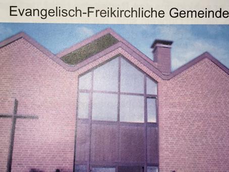 Gemeindeversammlung für Mitglieder