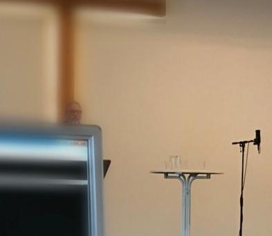 Evangelisation, Thema der heutigen Predigt