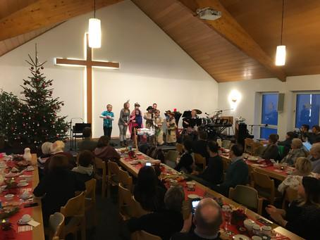 Gemeindeweihnachtsfeier