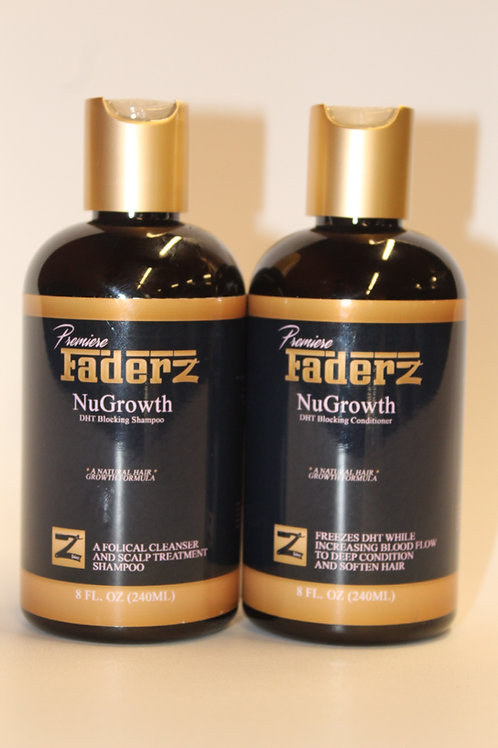 Faderz Shampoo and Conditoner (Combo)
