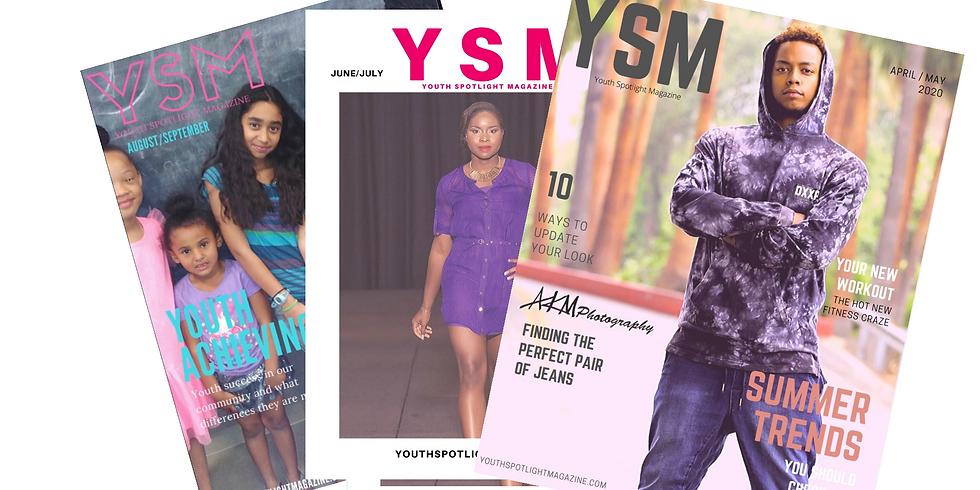 Youth Spotlight Magazine Launch