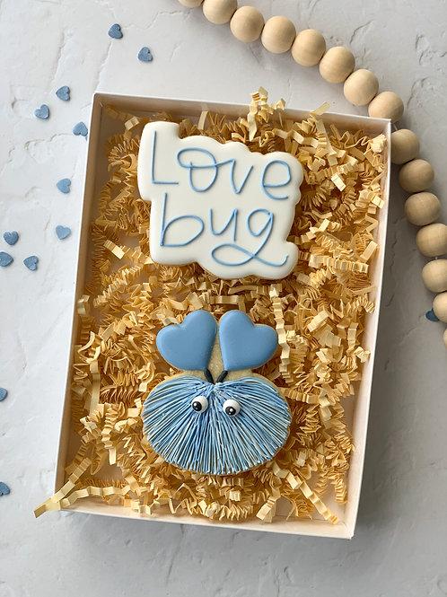 Blue Love Bug