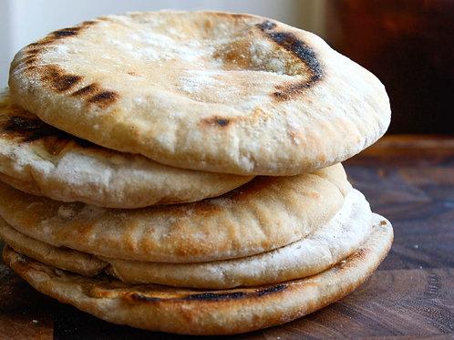 Athens Style Pita Bread