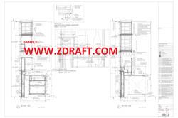 best millwork shop drawings s41124