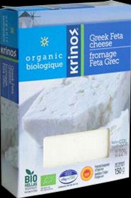 ORGANIC GREEK FETA (CASE @ 12x150gr)