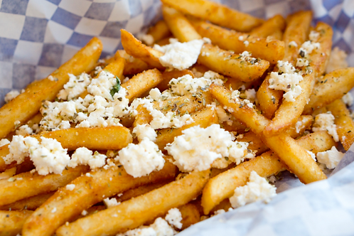 Greek Style Fries