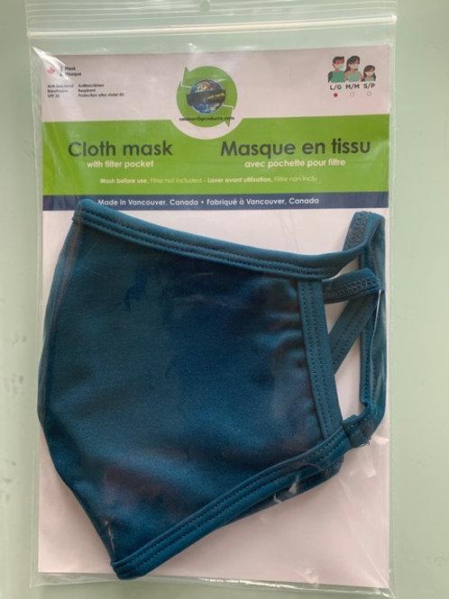 Cloth Face Masks 4pack