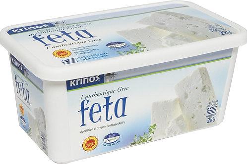 KRINOS GREEK FETA 2KG