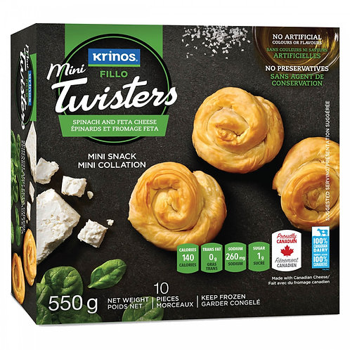 KRINOS MINI TWISTERS 550gr