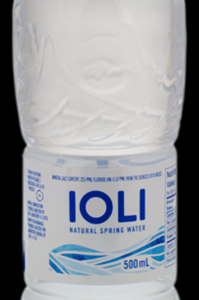 IOLI GREEK MINERAL WATER ( CASE - VARIED SIZES)