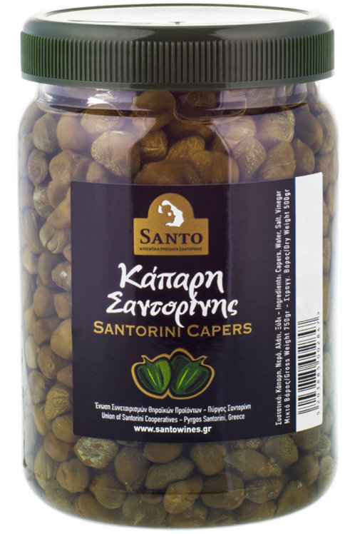 SANTORINI CAPER BERRIES 750ml