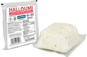 HALLOUMI CHEESE (CASE @ 10x250gr)