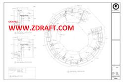 best millwork shop drawings S40618