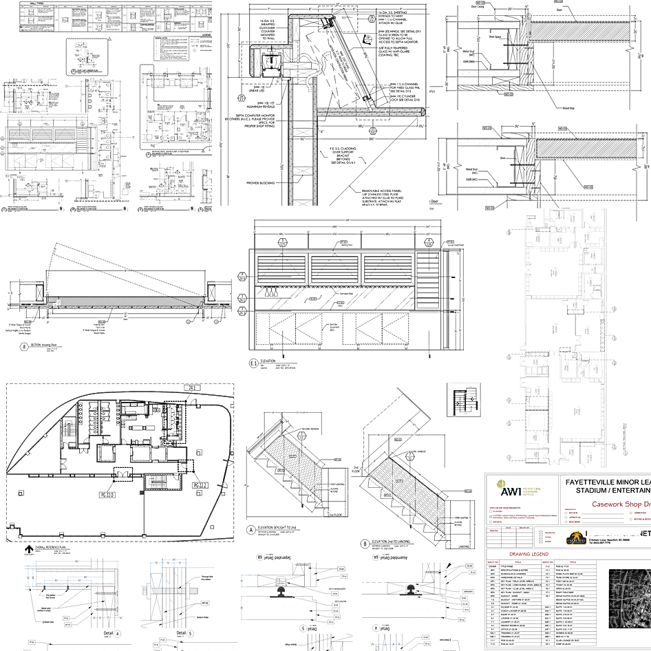 Shop Drawings Vancouver