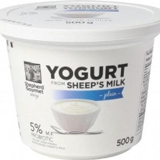 SHEEP'S MILK YOGURT - PLAIN 500gr