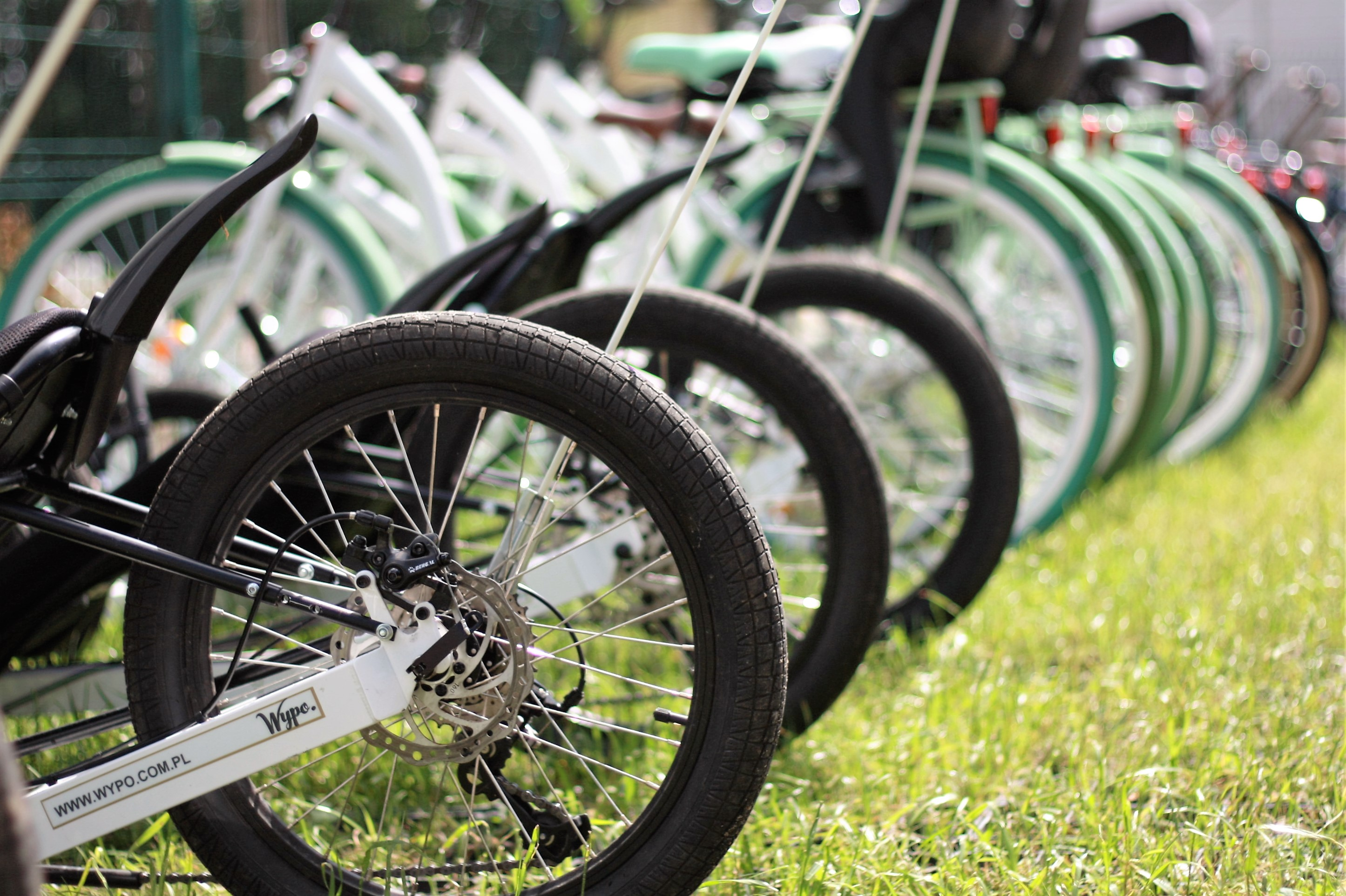 Wypożyczalnia rowerów