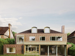Planning Consent For New-build Dulwich House