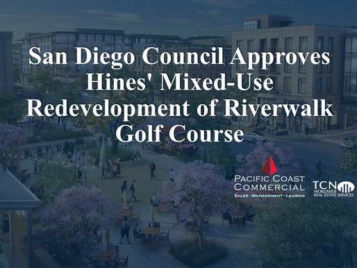 San Diego Council Approves Hines' Mixed-Use Redevelopment of Riverwalk Golf Course