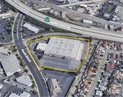 PRESS RELEASE: Industrial Building Sold for $19.8 Million