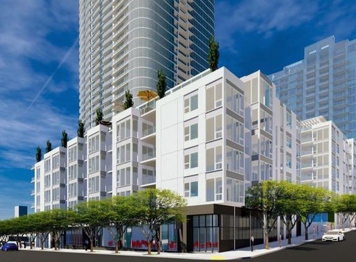 First look: Proposed 40-story building in East Village