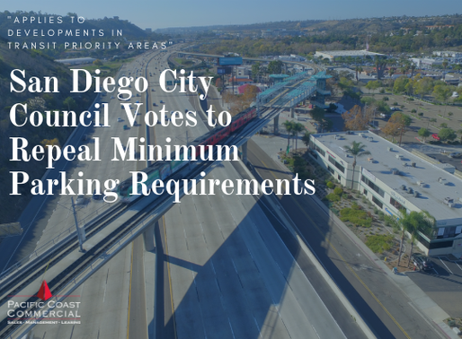 San Diego City Council Votes to Repeal Minimum Parking Requirements for New Housing