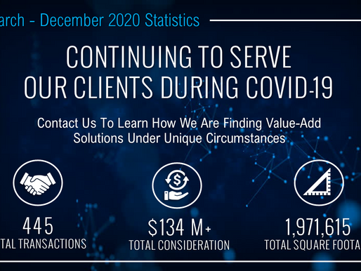 Continuing to Serve Our Clients During COVID-19