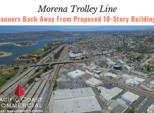 San Diego planners back away from proposed 10-story buildings along new Morena trolley line