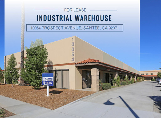 New Space for Lease at Copper Industrial Center