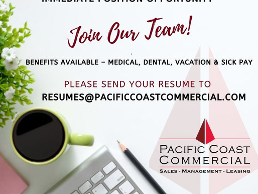 Join Our Team! Accounts Payable/Administrative Assistant