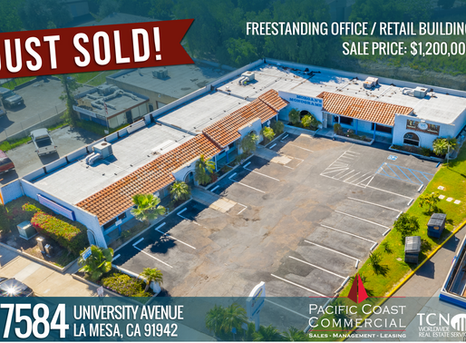 JUST SOLD! Freestanding Office/Retail Building | $1,200,000