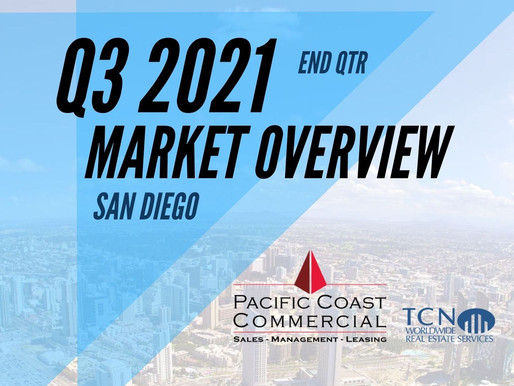 San Diego Market Overview | Q3 2021