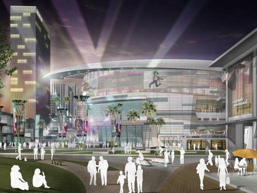 The Emerging Development Plan Surrounding San Diego Sports Arena