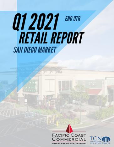 Q1 2021 - RETAIL