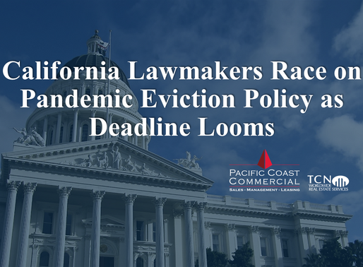 California Lawmakers Race on Pandemic Eviction Policy as Deadline Looms