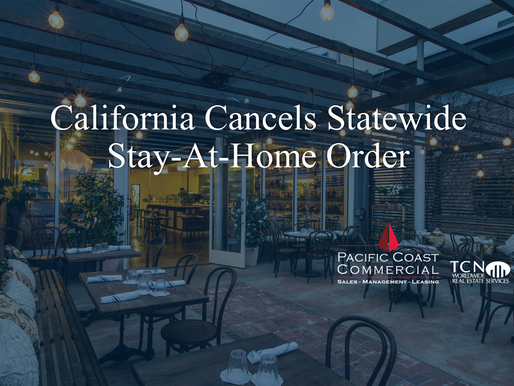 California Cancels Statewide Stay-At-Home Order