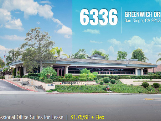NEW ON MARKET! Two Governor Professional Office Suites for Lease